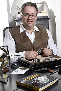 Jean-Christophe GUYON expert montre